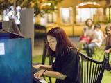 Pianovers Meetup #24, Alicia performing