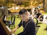 Pianovers Meetup #24, Jun Hao performing
