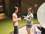 Pianovers Meetup #24, Shu Wen and Pianover chatting