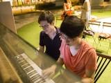 Pianovers Meetup #25 (CNY Themed), György, and Jimmy