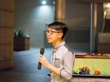 Pianovers Meetup #26 (Valentine's Day Themed), Yu Hng sharing with us