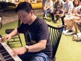 Pianovers Meetup #27, Gee Yong performing
