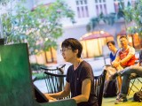 Pianovers Meetup #28, Siew Tin performing