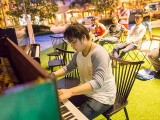 Pianovers Meetup #28, Alex Tee performing
