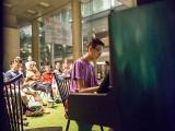 Pianovers Meetup #28, Wen Jun performing