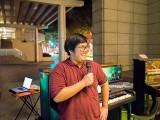 Pianovers Meetup #28, Zafri sharing with us