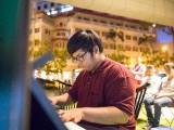 Pianovers Meetup #28, Zafri performing