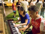 Pianovers Meetup #28, May Ling and Timothy