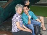 Pianovers Meetup #29, Chris and his mum