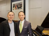 Conferment Ceremony of Steinway Artist, Benjamin Loh, Yong Meng and Benjamin