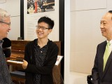 Conferment Ceremony of Steinway Artist, Benjamin Loh, K.C Chua, Jonathan Chua, and Benjamin