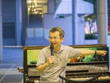 Pianovers Meetup #32, Isao sharing with us