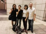 Pianovers Meetup #33, with Adam Gyorgy, Elyn, Siew Tin, Jin Li, and Yong Meng