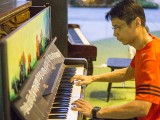 Pianovers Meetup #34, Theng Beng performing