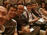 Adam Gyorgy Concert with Pianovers, Yong Meng, Theng Beng, Teik Lee, Gerald, Wenqing, Trinity, and Cecilia