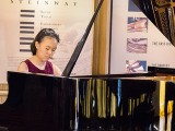 Recital by Christabel Lee, Christabel performing