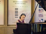 Recital by Christabel Lee, Christabel performing #2