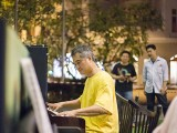Pianovers Meetup #35, Chong Kee performing