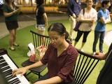 Pianovers Meetup #35, Tabitha playing