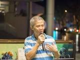 Pianovers Meetup #37, Albert sharing with us