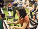 Pianovers Meetup #37, Jin Li performing