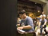 Pianovers Meetup #37, Zafri performing