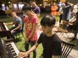 Pianovers Meetup #37, Siew Tin, and Joseph