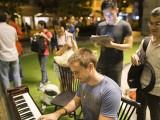 Pianovers Meetup #37, Sebastien playing
