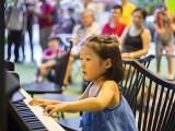 Pianovers Meetup #38, Gwen performing