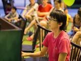 Pianovers Meetup #38, Siew Tin performing