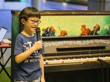 Pianovers Meetup #38, Asher sharing with us