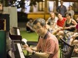 Pianovers Meetup #38, Isao playing