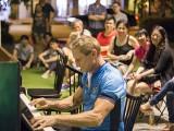 Pianovers Meetup #38, Kris playing