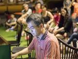 Pianovers Meetup #38, Isao performing