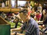 Pianovers Meetup #38, Teik Lee performing