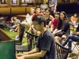 Pianovers Meetup #38, Jonathan performing
