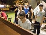 Pianovers Meetup #38, Jamming begins