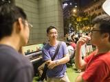 Pianovers Meetup #38, Jonathan, Douglas, and Zhi Yuan