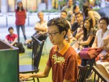 Pianovers Meetup #39, Wen Jun performing