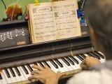 Pianovers Meetup #39, Albert performing