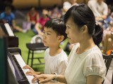 Pianovers Meetup #39, Yu Heng and Karen performing