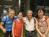 Pianovers Meetup #39, Kris, Audrey, Albert, and May Ling