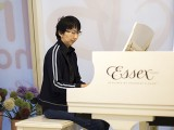 Pianovers Hours, Siew Tin performing #1