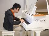 Pianovers Hours, Zhi Yuan performing #1