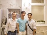 Pianovers Hours, Yong Meng, Xin Quan, and Ben Tang
