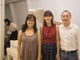 Pianovers Hours, Corrine, Yun Wei, and Yong Meng