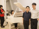 Pianovers Hours, George Yeo, and Jimmy #1