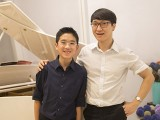 Pianovers Hours, George Yeo, and Jimmy #2