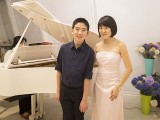 Pianovers Hours, George Yeo, and Julia