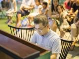 Pianovers Meetup #40, Isao performing